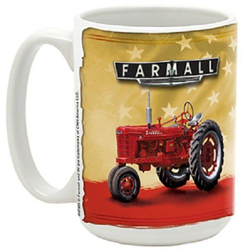 Case Ih Proud To Be A Farmer Ceramic Mug Case Ih Http Www Amazon