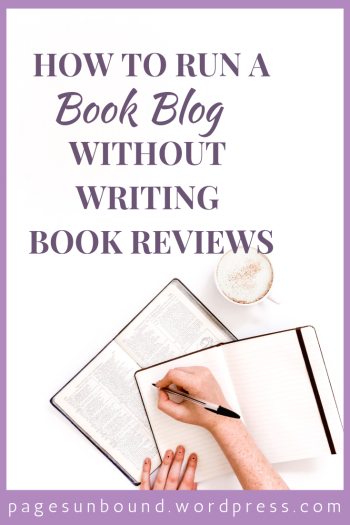 Can You Run a Book Blog without Book Reviews?