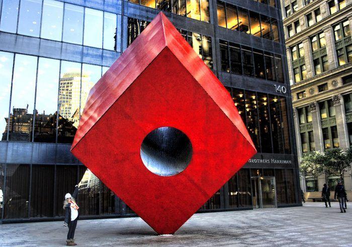 """""""Red Cube"""" de Marcelo Redruello - Argentina - Julio/2016"""