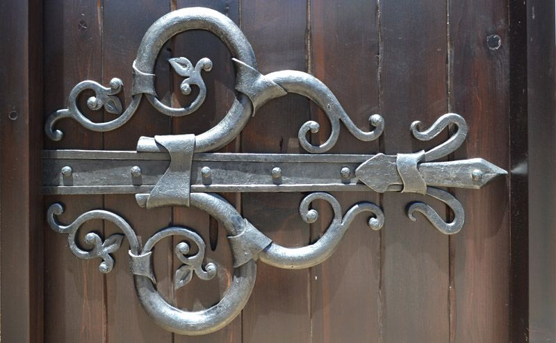 Hinges - Designed From Historic Record - CDH777   Gates   Pinterest ...