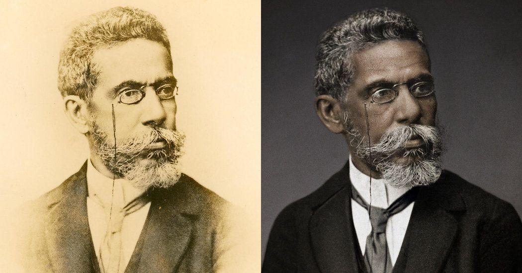 Machado de Assis Real, developed by a Brazilian university