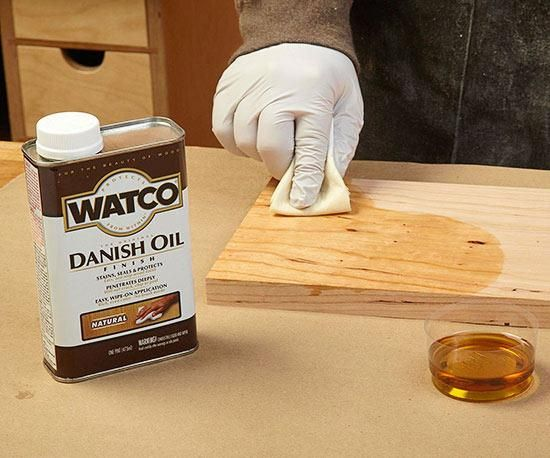 Three Finishes That Aren T Polyurethane Wood Oil Finish Danish Oil Danish Oil Finish