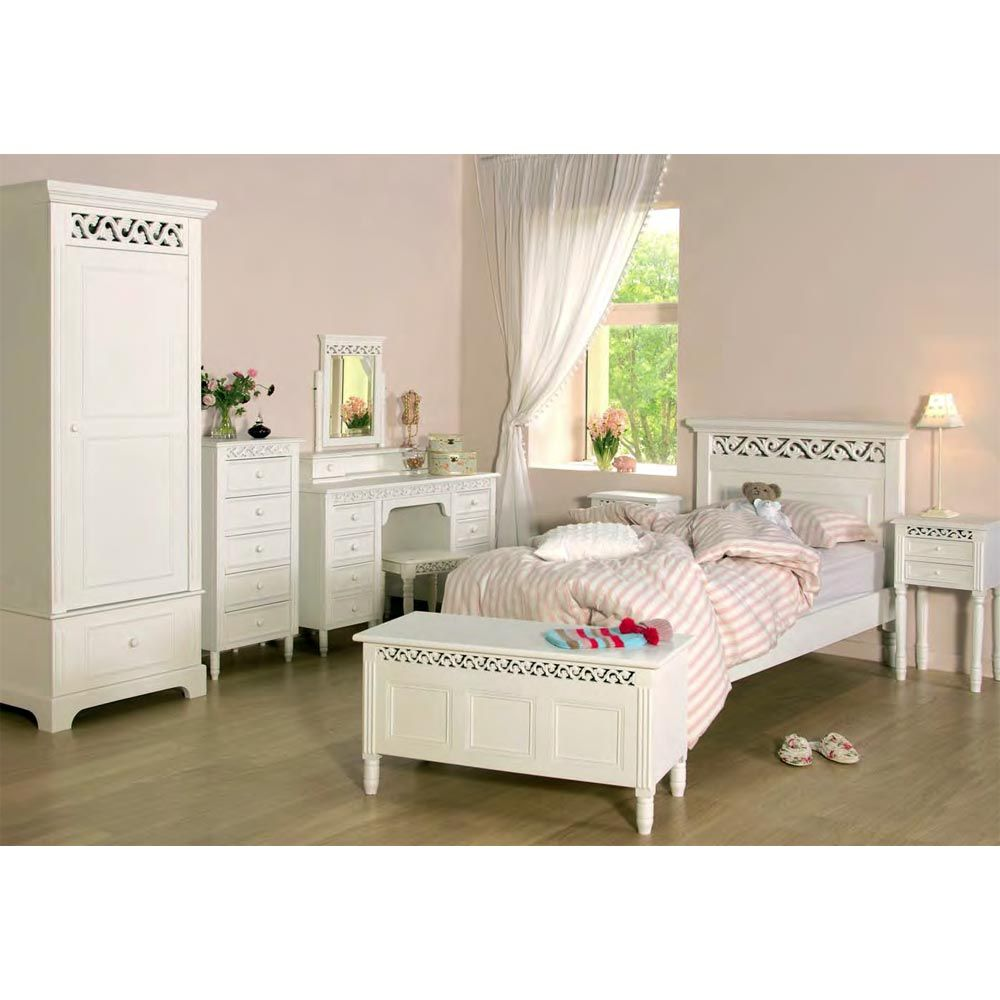 31+ White painted bedroom furniture ideas cpns 2021