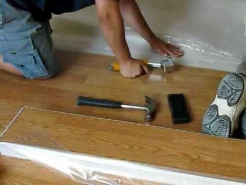Tools For Laying Laminate Flooring Youtube Laminate Flooring Laying Laminate Flooring Flooring