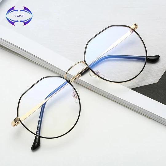 Photo of Computer Brille 2017 Brillenrahmen Anti Blaulicht Spiel Glas metalmodlilj