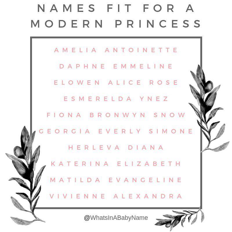 aesthetic names for girls