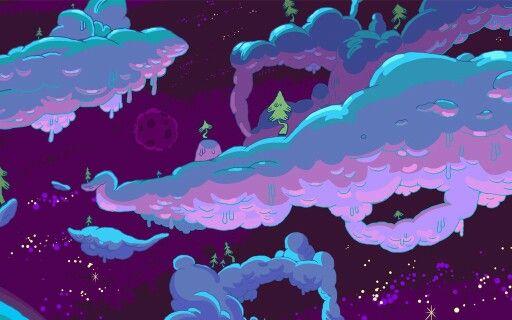 Adventure Time Landscape Adventure Time Wallpaper Adventure Time Background Adventure Time Art