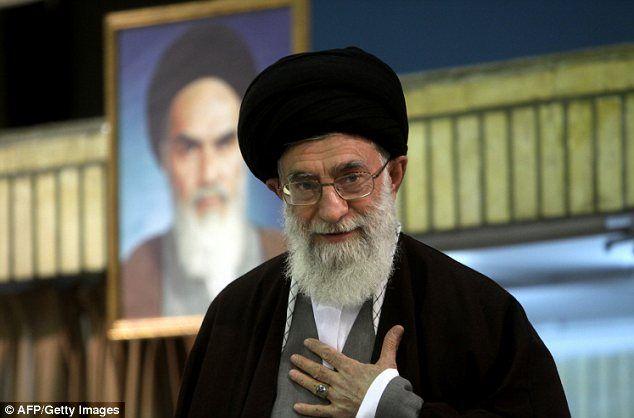 Irans Supreme Leader Ayatollah Ali Khamenei Approves The Nuclear