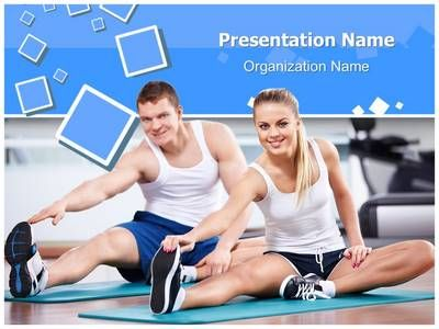 Physical Exercise Powerpoint Template Is One Of The Best Powerpoint