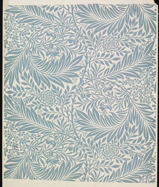 Wallpaper | Designed by William Morris (1834-1896) for Morris Co