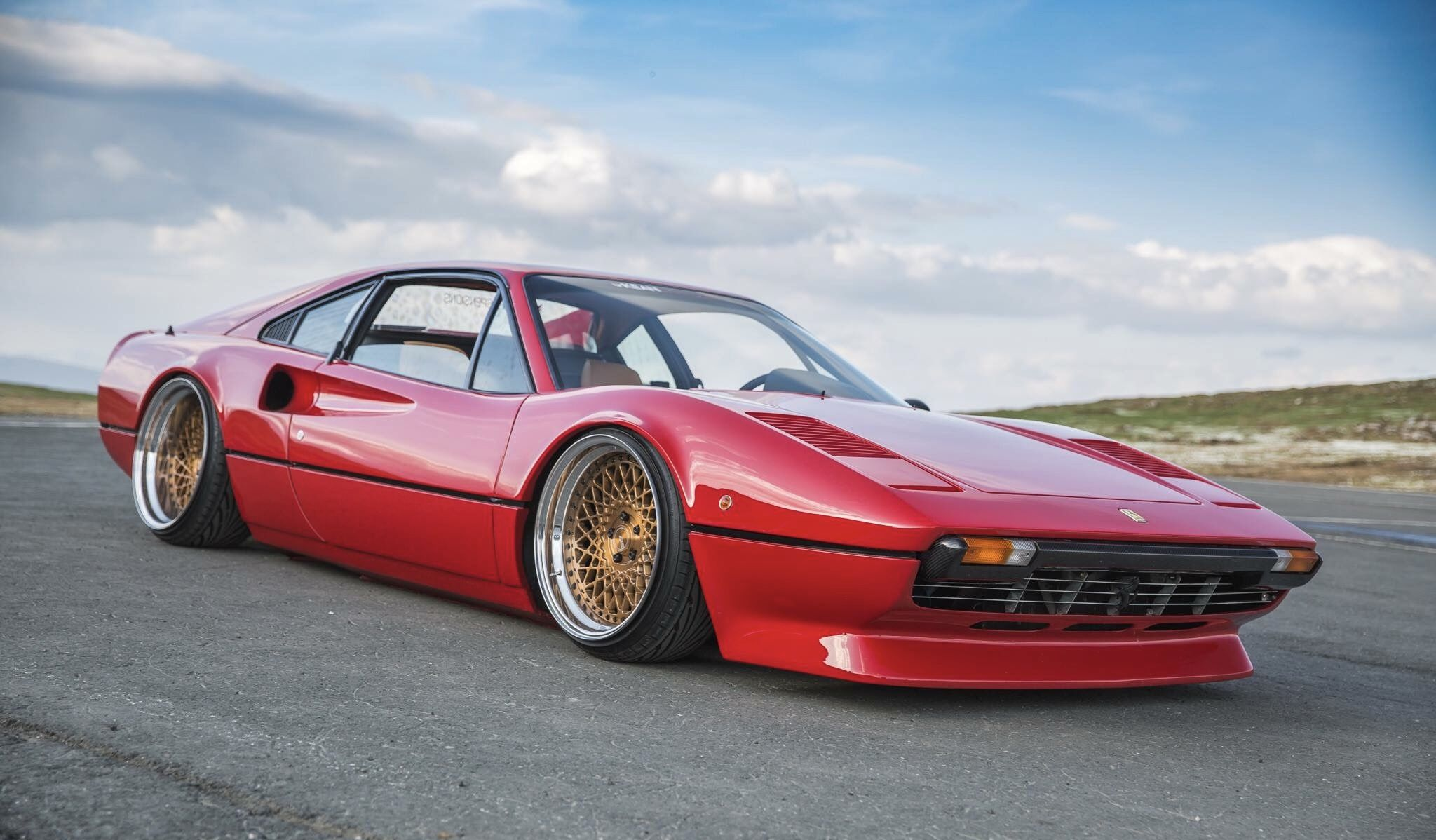 Pin By Jeff Snoddy On Youngtimers Of My Generations 70 S 80 S Early 90 S Super Cars Ferrari Car Ferrari 288 Gto