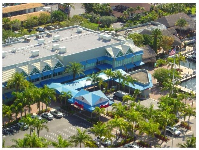 Canopies For A Marina Shops Offices And A Restaurant Bayshore Landings And Monty S Restaurant Coconut Grove Fl Coconut Grove Awning House Styles