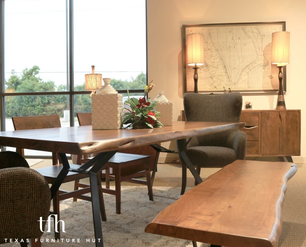 Where Do You Want To Sit This London Loft Casual Dining Set By Home Trends Design Includes Luxury Modern Furniture Luxury Furniture Stores Luxury Furniture