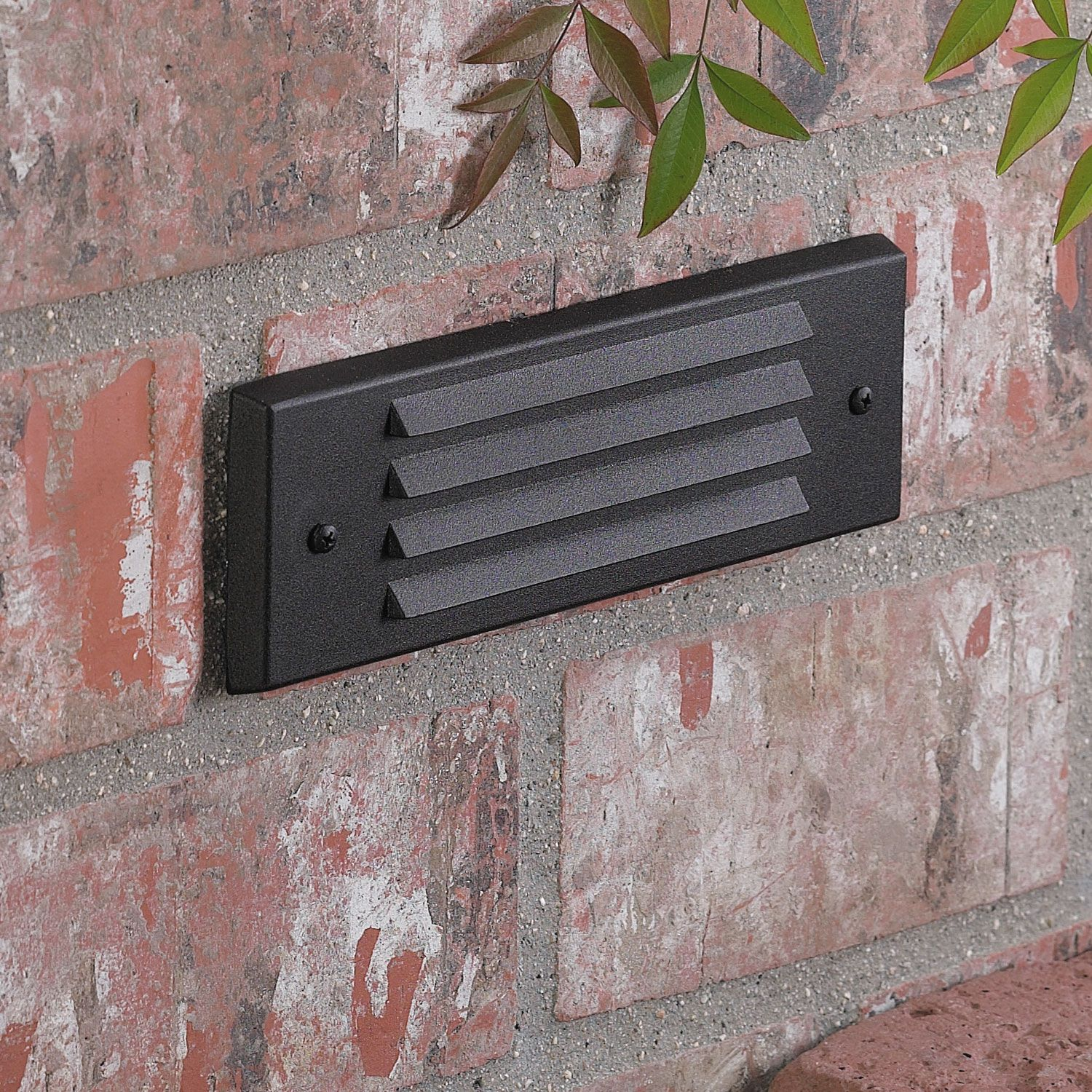 Vista 4246 Recessed Within The Elements Of Steps Or Walls