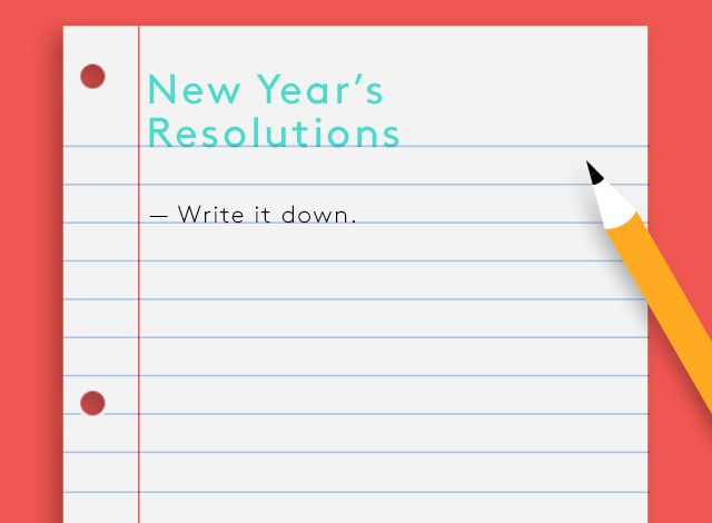 13 Tips For Sticking To Your New Year's Resolution #Refinery29
