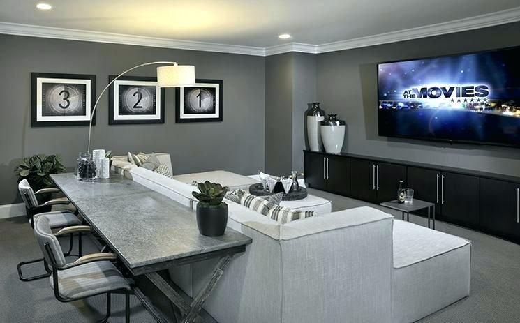 Media Room Decor Ideas Turn The