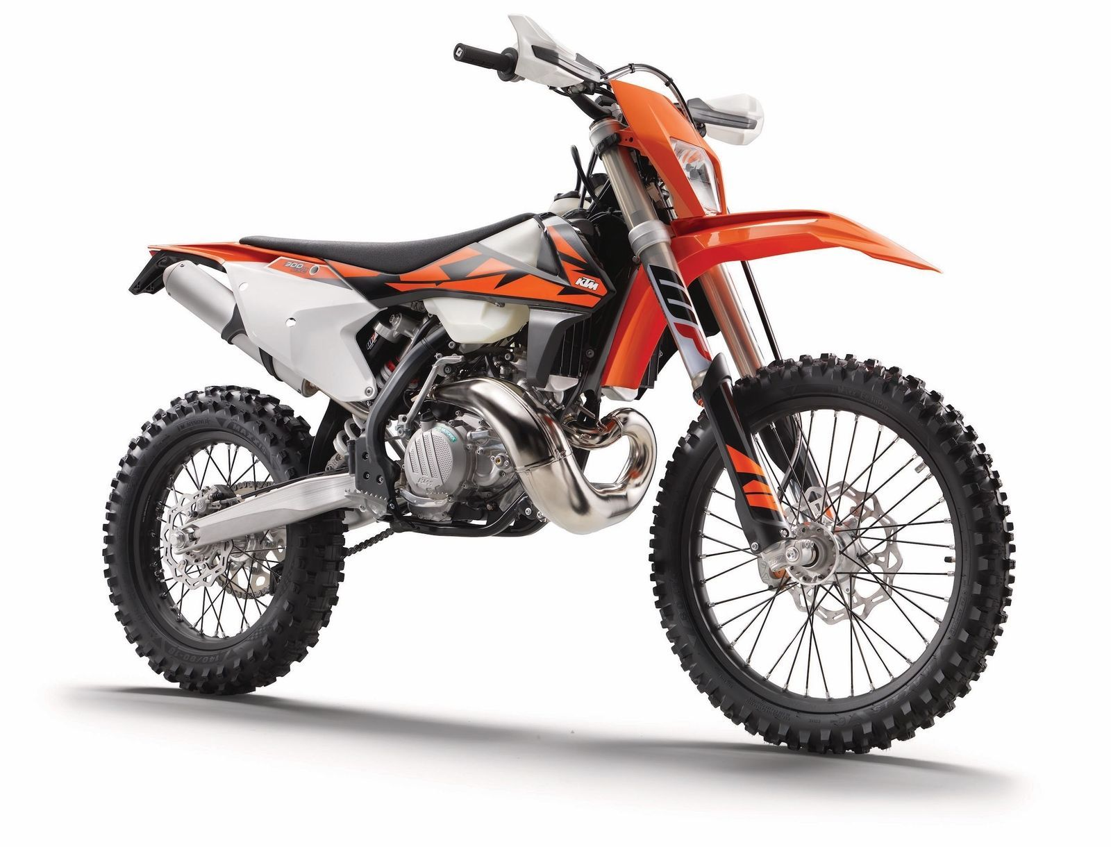 Ktm S New Fuel Injected Two Strokes Could Save The Endangered