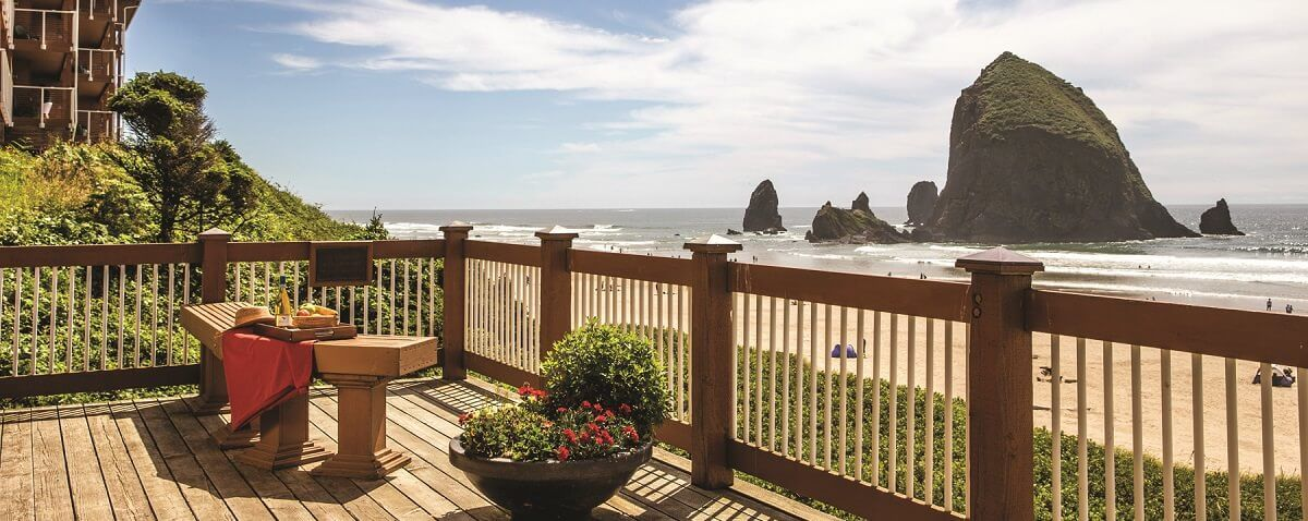 Cannon Beach Hotels Oregon Coast Hotel Lodging Hallmark Inns Accommodations