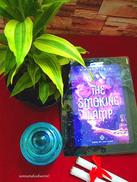 I Am Not A Bookworm!: The Smoking Lamp (Sons Of The Sand #