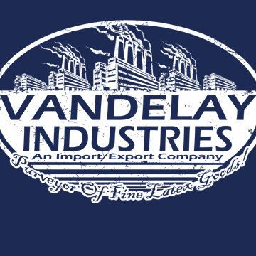 Vandelay Industries T Shirt Funny Seinfeld Reference By BigtimeTeez 1495