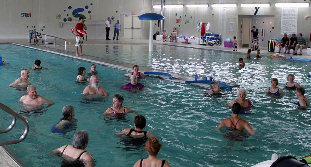 Sarpy County Ymca Papillion Outdoor Ymca Pool