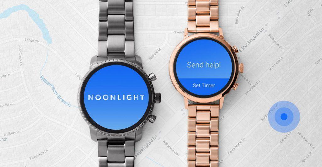 Los nuevos smartwatches de Fossil con Wear OS tendrán el
