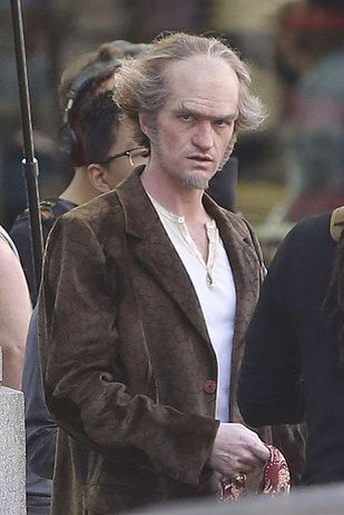 I love Count Olaf, he is funny!!