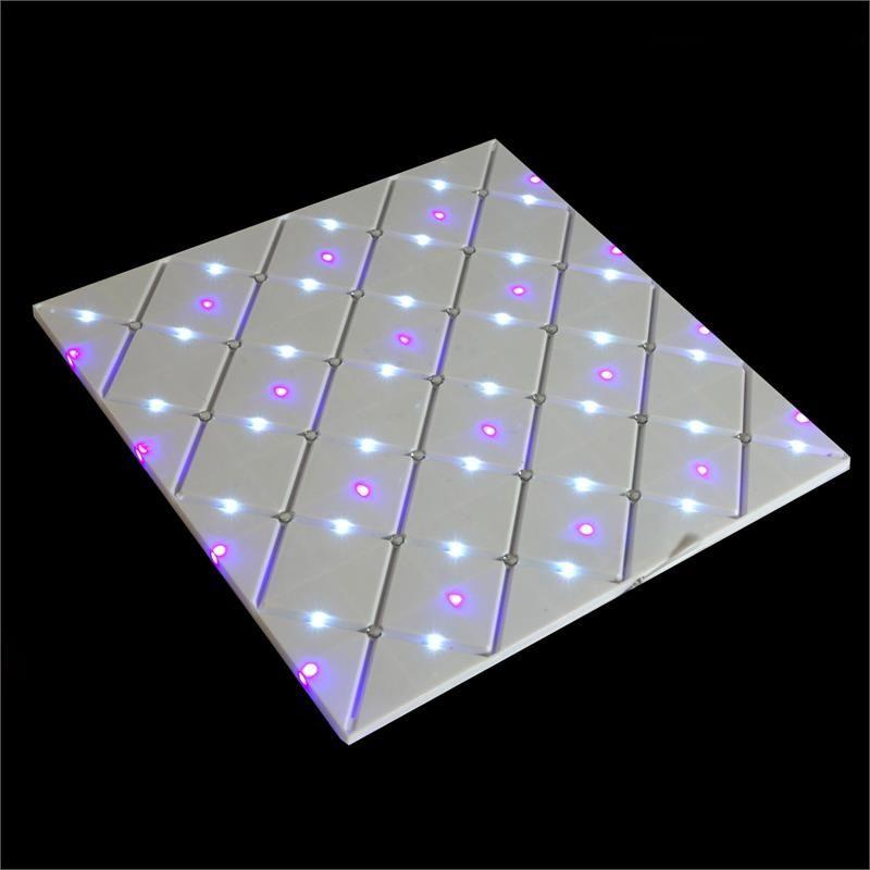 Groovy Colorful LED Dance Floor - 8/set | eFavorMart