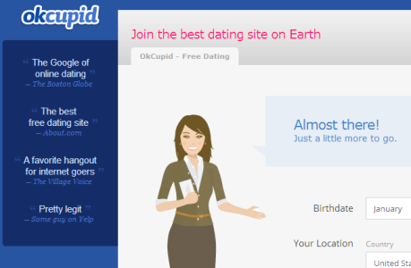 okay cupid free dating site