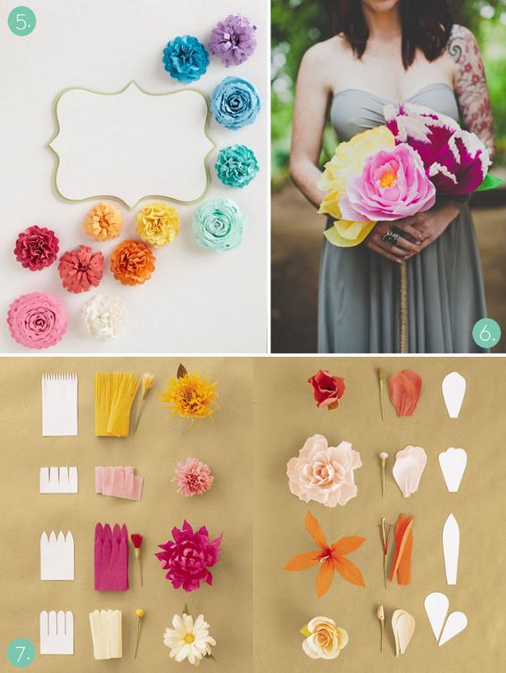 Roundup 7 stunning diy paper flower tutorials flower diy flower paper flower diy mightylinksfo