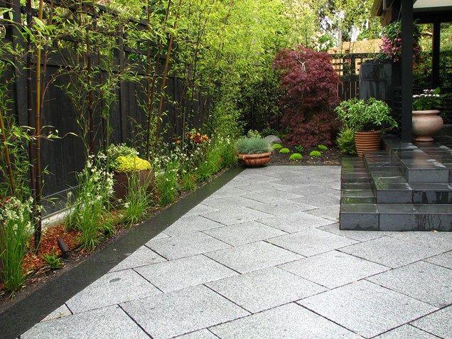 Cut Granite Pavers, Set On A Bias Paving Stock U0026 Hill Landscapes, Inc Lake.  Small Japanese GardenJapanese GardensPaving IdeasGarden ...