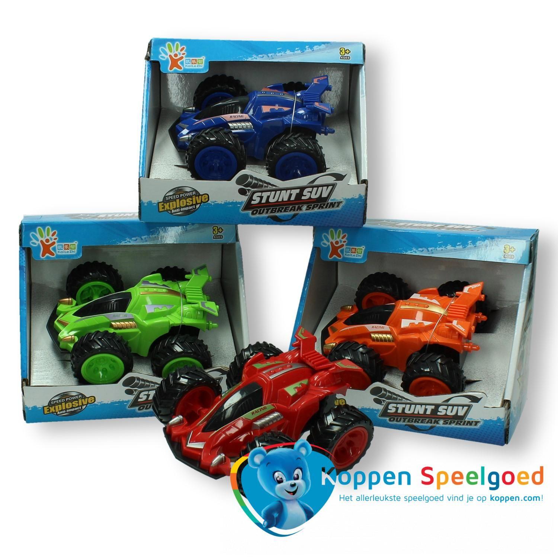 Stuntauto Racer Speelgoed Voertuigen Auto S