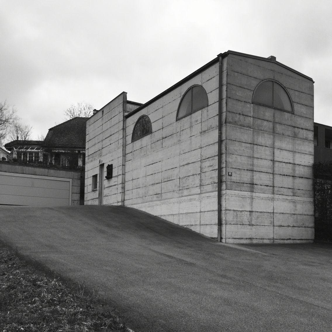 Haus Wegmann, Winterthur, Peter Märkli | architektur | Pinterest ...