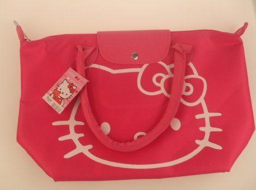 Hello Kitty tote bag handbag shopping bag by sanrio, http://www.amazon.com/dp/B0067EDXTS/ref=cm_sw_r_pi_dp_cMtPqb1H1S820