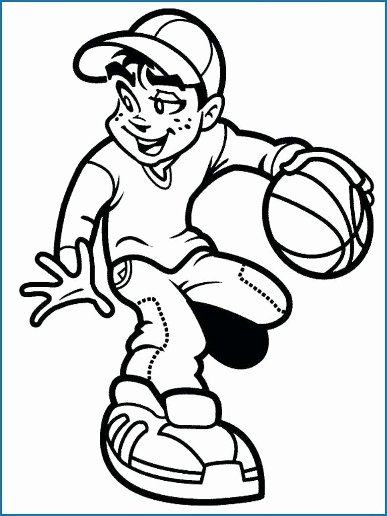 Coloring Pages Football Player Inspirational Free ...