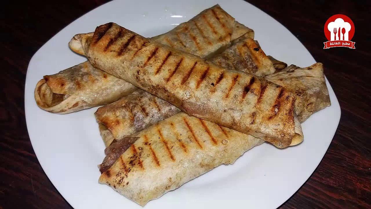 طريقة عمل لفائف المسخن أو الدجاج بالسماق المسخن الفلسطيني من مطبخ العائلة Youtube Lebanese Recipes Food Middle Eastern Recipes