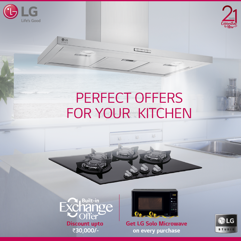 Transform Your Kitchen With Lg Built In Appliances Now You Can