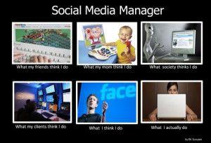 Pin By Carol Mikel On Business Stuff Marketing Humor Digital Marketing Humor Social Media Manager