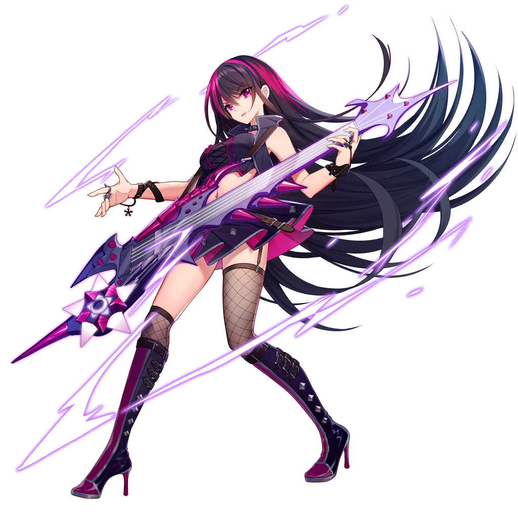 Pin On Guns Girl Honkai Gakuen