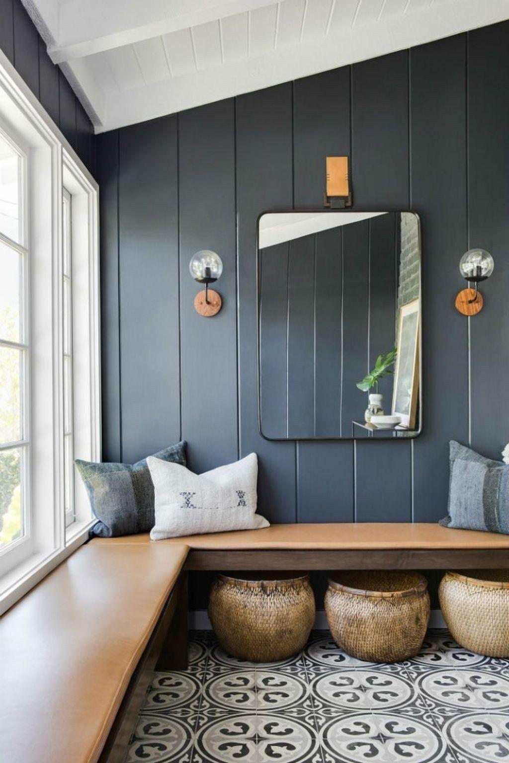 Elegant Home That Abounds With Beach House Decor Ideas: 42 Popular Interior Design Ideas With Farmhouse Style