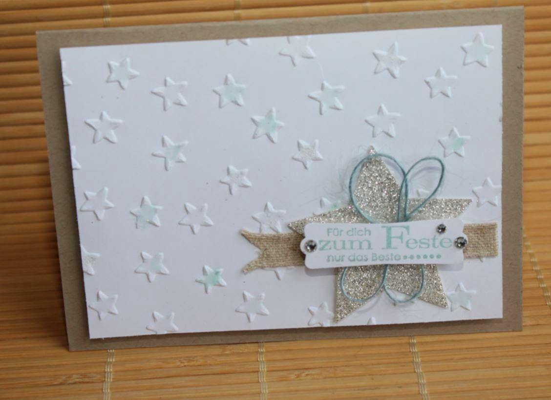 weihnachtskarten alexandra renke stampin up cards pinterest weihnachtskarten stampin. Black Bedroom Furniture Sets. Home Design Ideas
