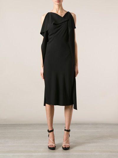 A.F.VANDEVORST - Framed dress 7
