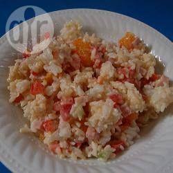 Süß-saurer Reissalat @ de.allrecipes.com