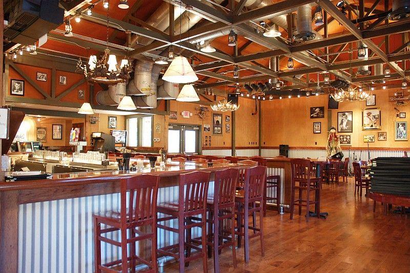 barbecue restaurants inside   BBQ restaurant – a complete design ...