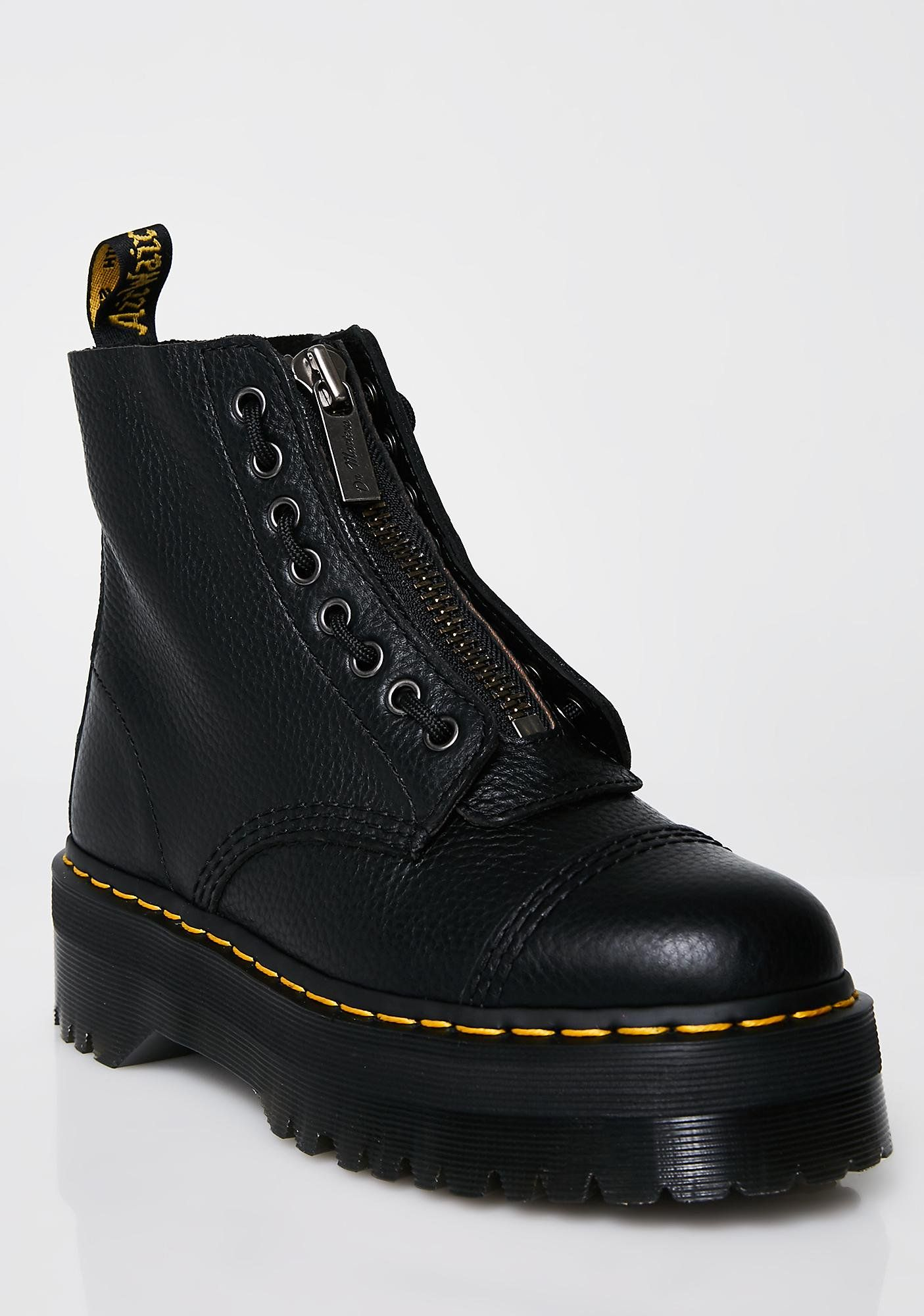 a80c063c26c2 Dr. Martens Sinclair 8-Eye Jungle Boots