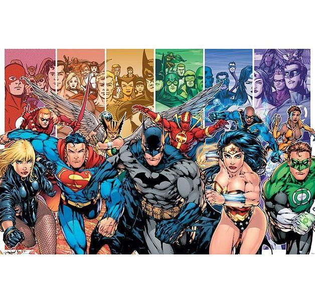 Justice League Zeichentrick
