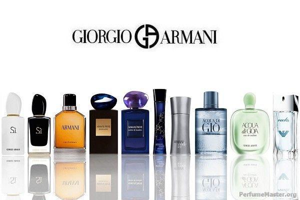 armani perfume