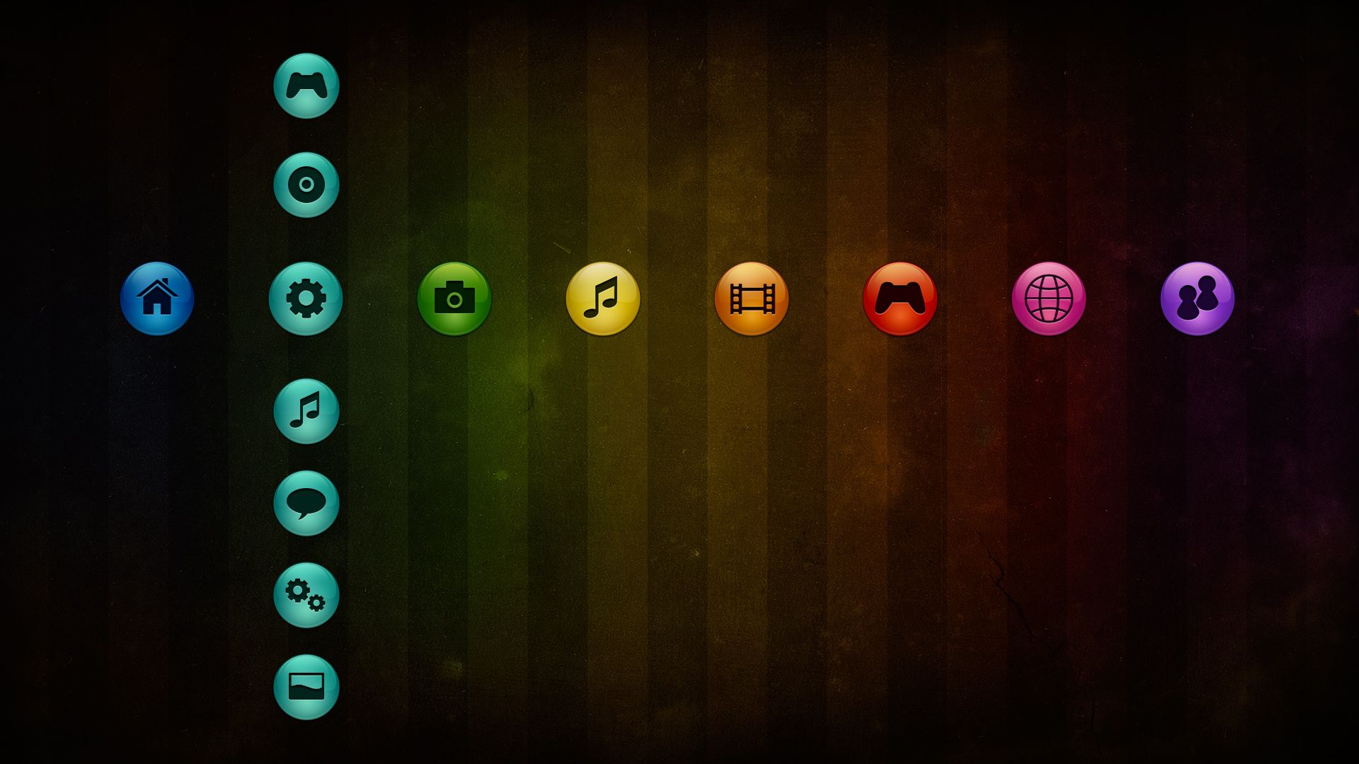 Awesome Ps3 Themes Wallpaper Theme Color