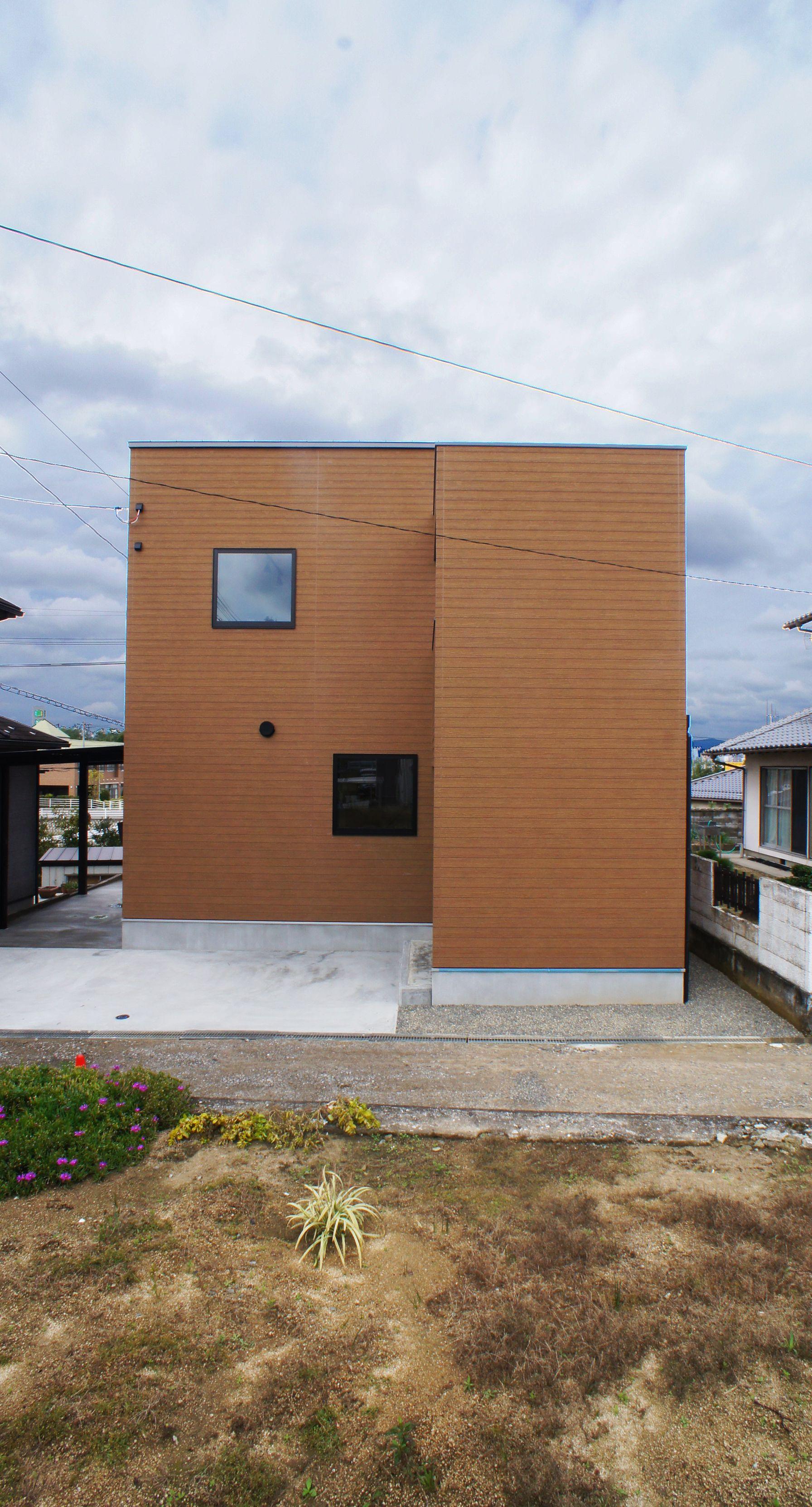 キッチン 照明 家具をコーディネートしたオープンな家 東広島市