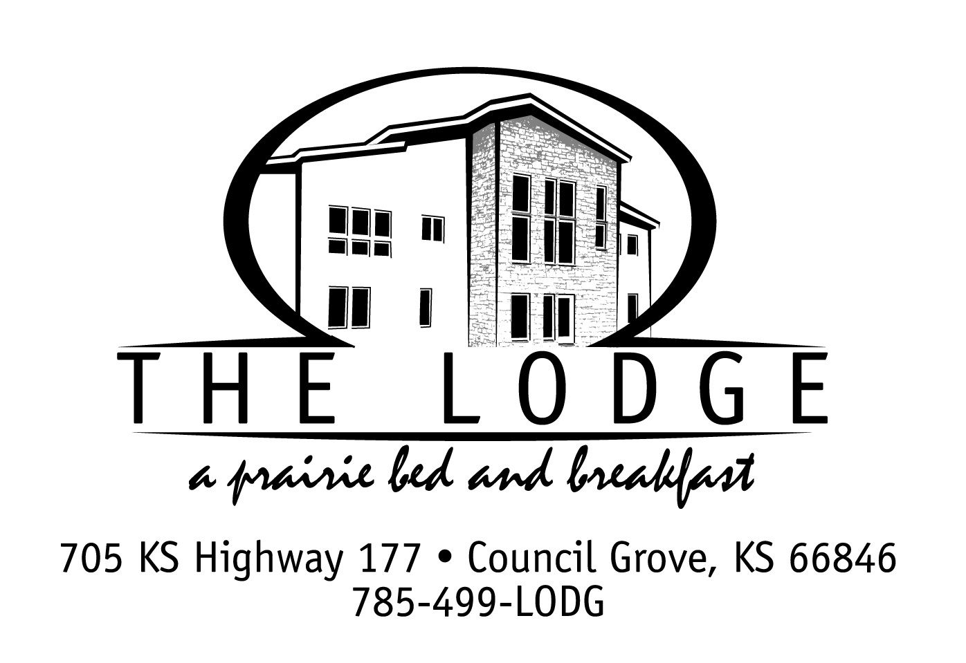 THE LODGE a prairie bed and breakfast . . . Serenity in